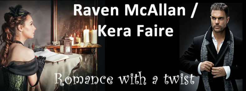Raven McAllan Author